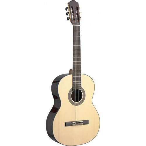 Angel Lopez Sauza series 4/4 classical guitar with solid spruce top