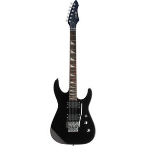 """Stagg I400-BK Heavy """"IFR"""" Electric Guitar - Black"""