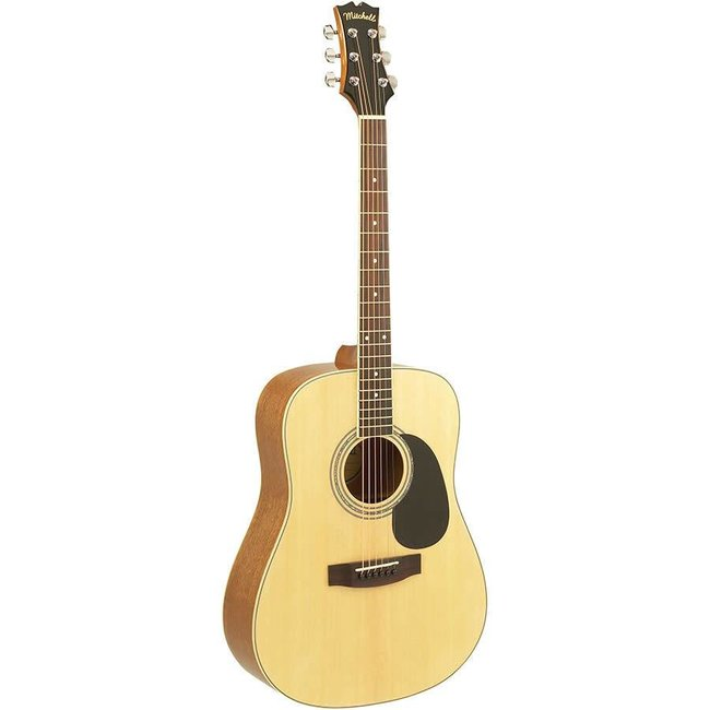 Dreadnought Acoustic Guitar Natural (USED)