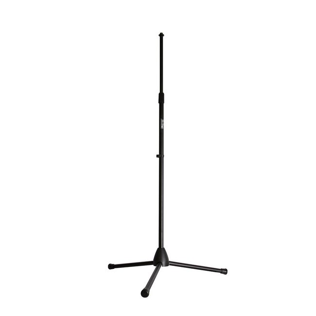 On-Stage Stands Tripod Base Mic Stand -Black