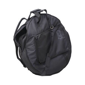 "Levy's CM10DX-24 24"" Cymbal Bag with 1/2″ foam padding"