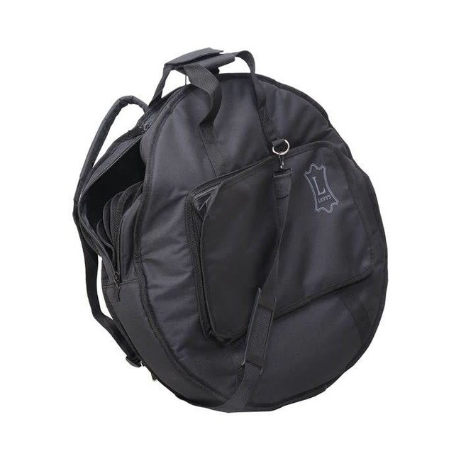"""Levy's 24"""" Cymbal Bag with 1/2″ foam padding"""