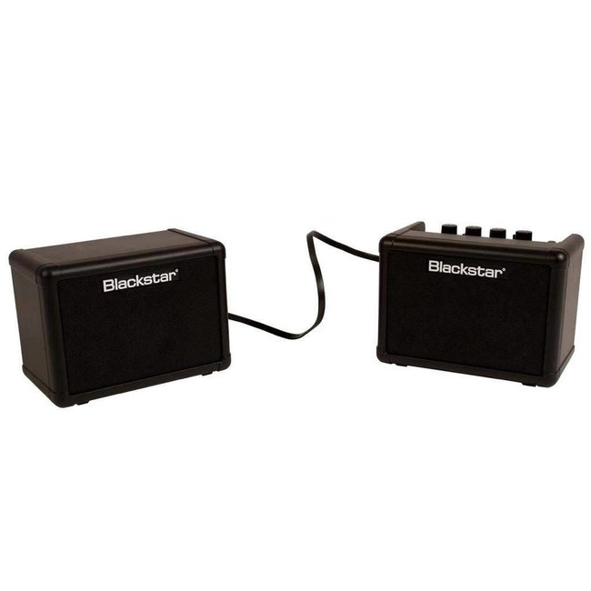 Blackstar FLY3PAK Amp, Stereo Cab & PSU Bundle