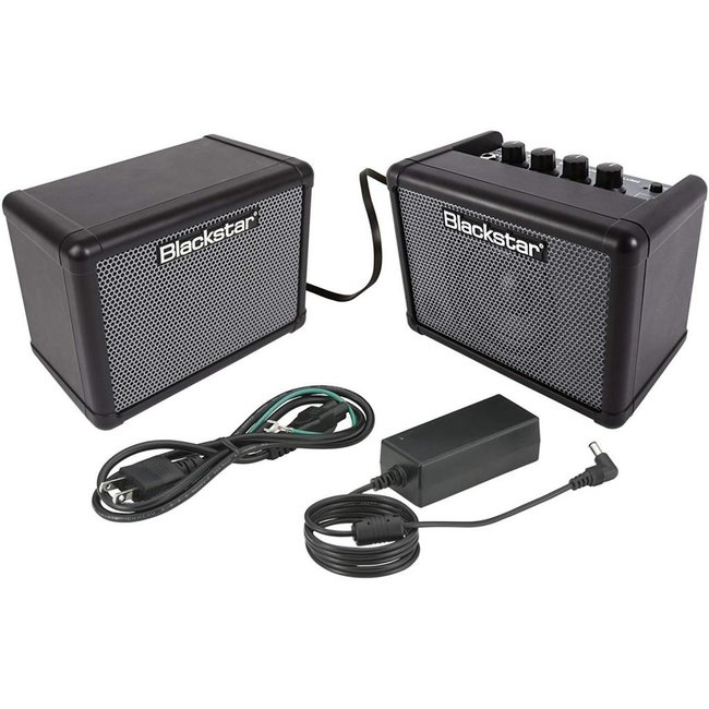 Blackstar Blackstar FLY3BASSPAK Bass Stereo Pack with power supply