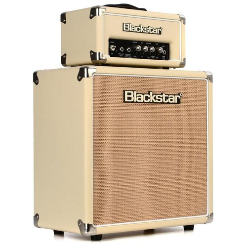 Blackstar HT1RHPACKBLD Blonde 1 Watt Head & Cab Package