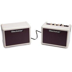 Blackstar Fly 3 Vintage Cream Oxblood Front Amp, Stereo Cab & PSU Bundle