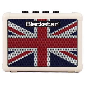 Blackstar FLY3UJ Union Jack Front 3 Watt Battery Powered Guitar Amp