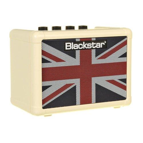 Blackstar Union Jack Front 3 Watt Battery Powered Guitar Amp