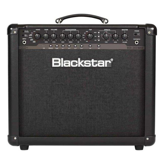 Blackstar Blackstar ID30 TVP 30 Watt Programmable 1x12 combo with Effects