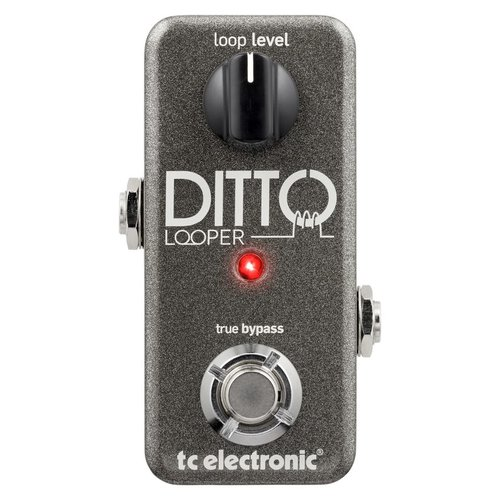 TC Electronic TC-DITTOLOOPER Ditto Looper