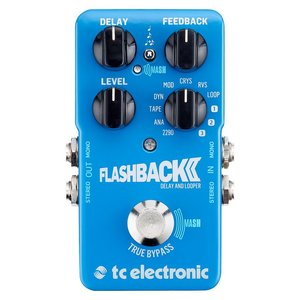 TC Electronic TC-FLASHBACK2 Flashback 2 Delay and Looper