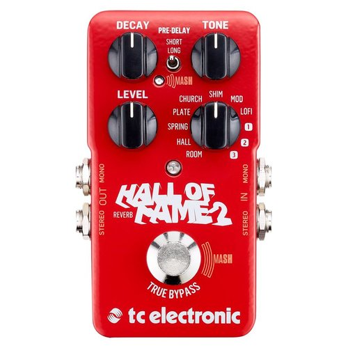 TC Electronic TC-HOF2REVERB Hall Of Fame 2 Reverb