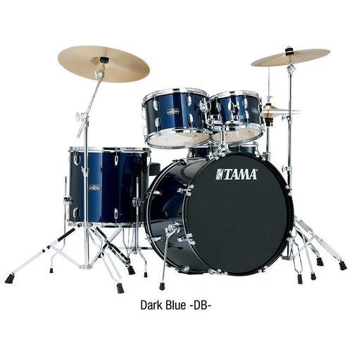 TAMA Stagestar SG52KH6C Dark Blue w/ Hardware & Cymbals