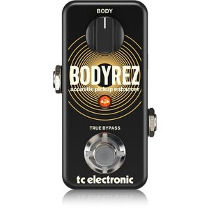 TC Electronic TC-BODYREZ BODYREZ ACOUSTIC PICKUP ENHANCER