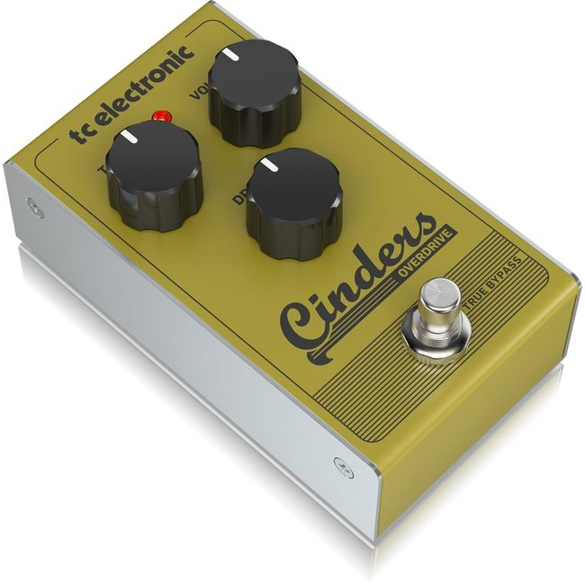 TC Electronic TC-CINDERSOVERDRIV Cinders Overdrive