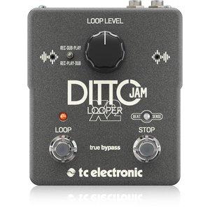 TC Electronic TC-DITTOJAMX2LOOPER Ditto Jam X2 Looper