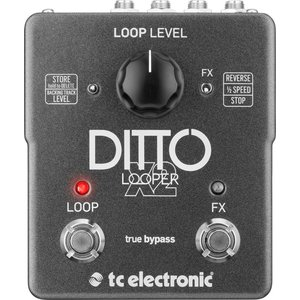 TC Electronic TC-DITTOX2LOOPER Ditto X2 Looper