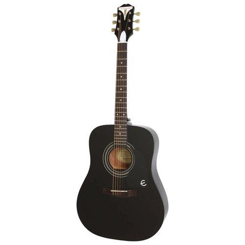 Epiphone Pro-1 Acoustic Guitar  - Ebony (USED)