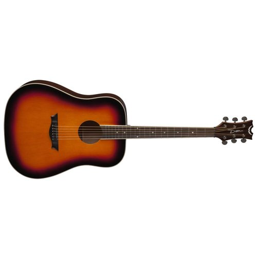 Dean AXS Dreadnought Tobacco Sunburst
