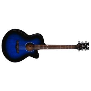 Dean AX PE BB AXS Series Performer A/E Blue Burst
