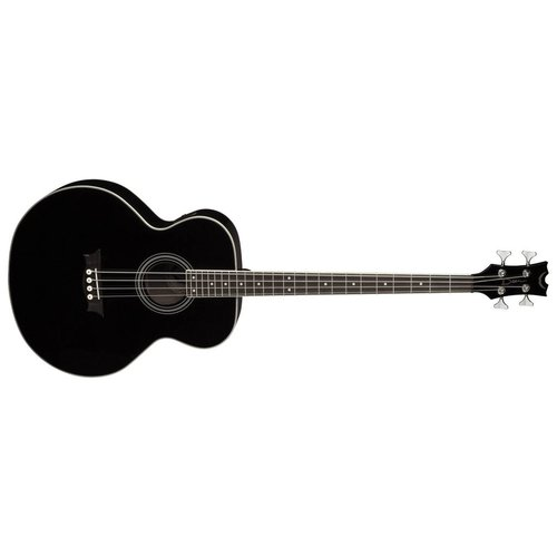Dean Acoustic/Electric Bass - Classic Black