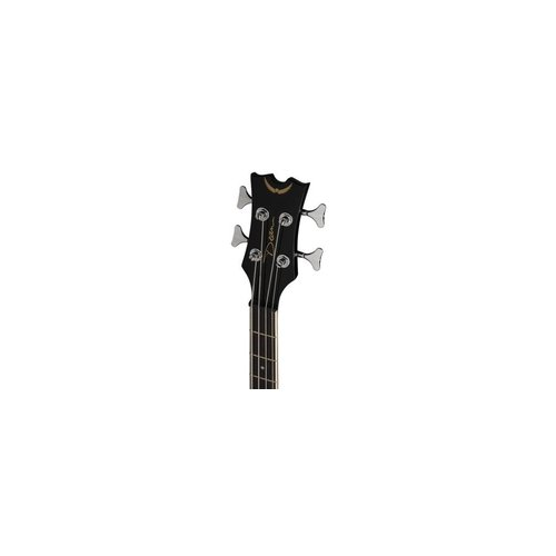 Dean Acoustic/Electric Bass - Classic Black