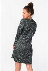Skunk Funk Idara V-neck Dress
