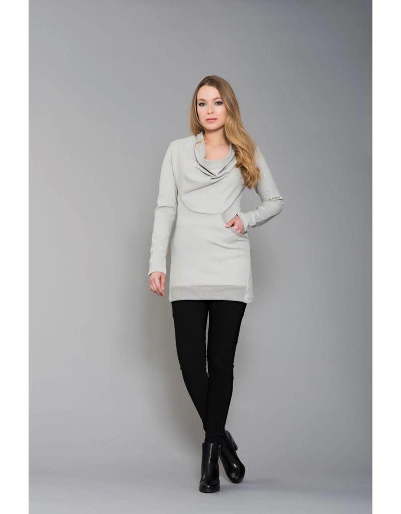 Ruelle Celcius Cowl Neck Sweater