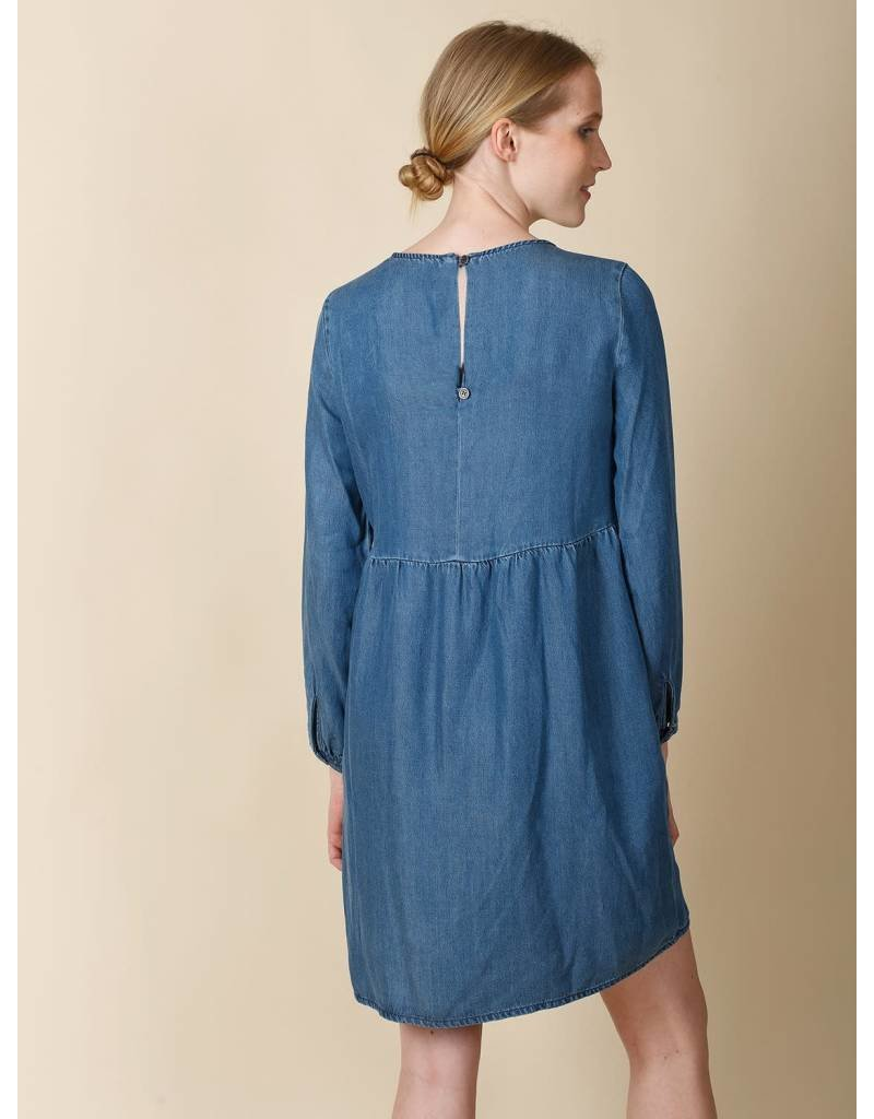 Indi & Cold Long Sleeved Dress