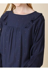 Indi & Cold Long Sleeve Blouse