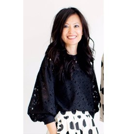 Orion Maise Lace Blouse