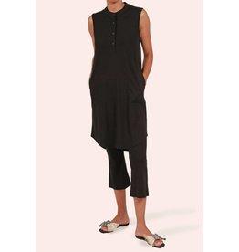 Ayrtight Royce Essex Tunic Dress Black