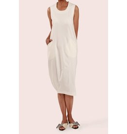 Ayrtight Stance Monaco Off Dress White