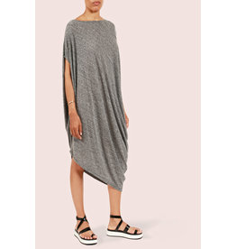 Ayrtight Olympia Asymmetrical Dress Grey