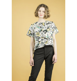 Bodybag Manhattan Boxy Blouse Print