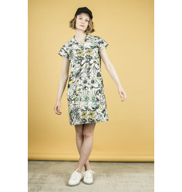 Bodybag Greenwich Dress White Floral