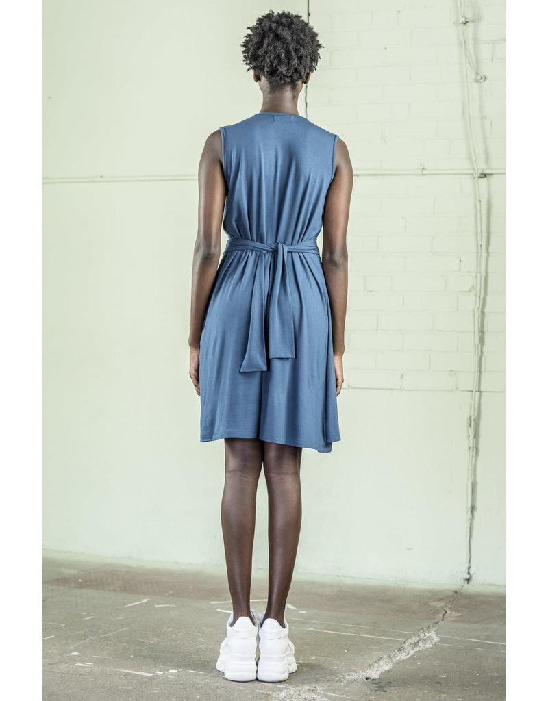 Bodybag Soho Sleeveless Dress Blue