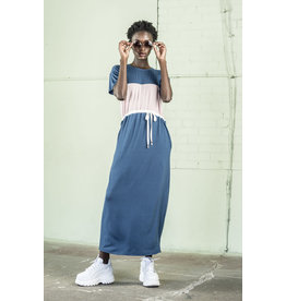 Bodybag Staten Drawstring Dress Blue