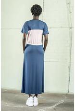 Bodybag Staten Drawstring Dress Blue