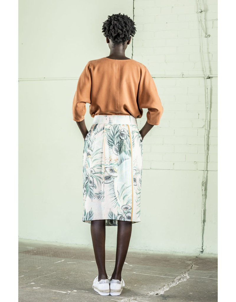 Bodybag Brooklyn Pencil Skirt Tropical