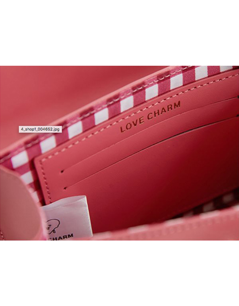 Love Charm Belt Bag with Freckles (Assorted Colors)