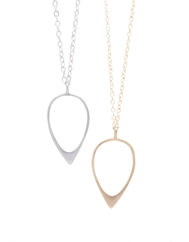 Sarah Mulder Ariam Necklace Small Gold