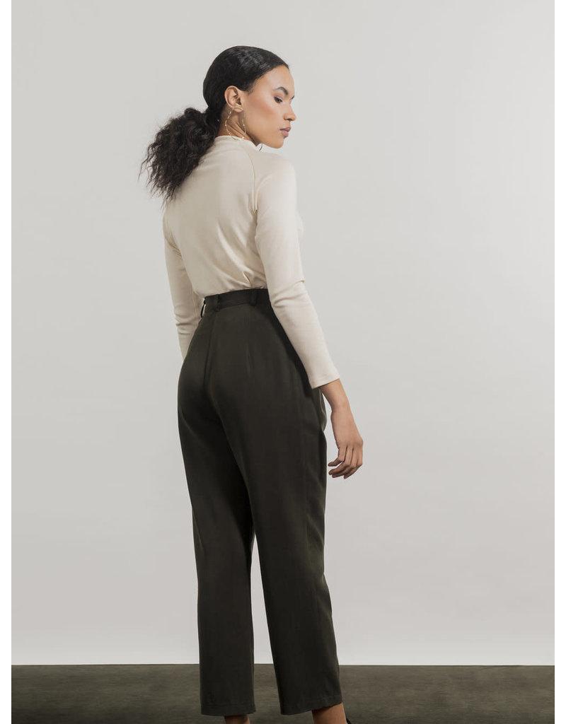 Jennifer Glasgow Nakano Pants Olive