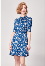 AngelEye Debbie Aline Dress Blue