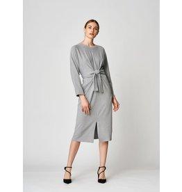 Uchuu Belt Dress Grey