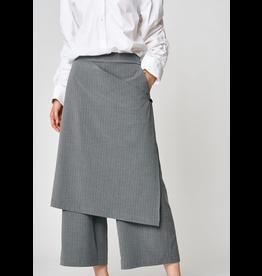 Uchuu Wide Pants Leg Grey