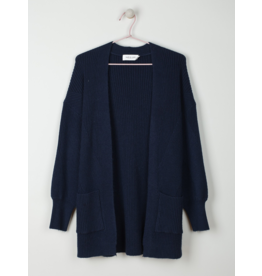Indi & Cold Cardigan Navy