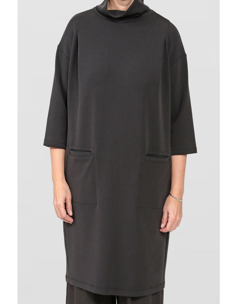 Ayrtight Kline Harris Tunic Dress Black