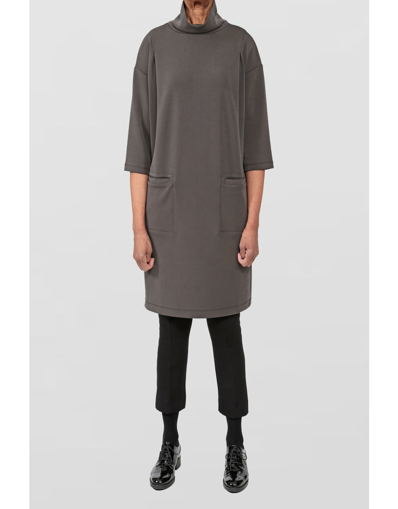 Ayrtight Kline Harris Tunic Dress Steel