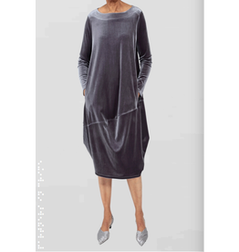 Ayrtight Ora Duma Cocoon Dress Grey